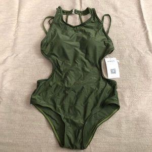 Zaful NWT women's one piece swim suit - Size M